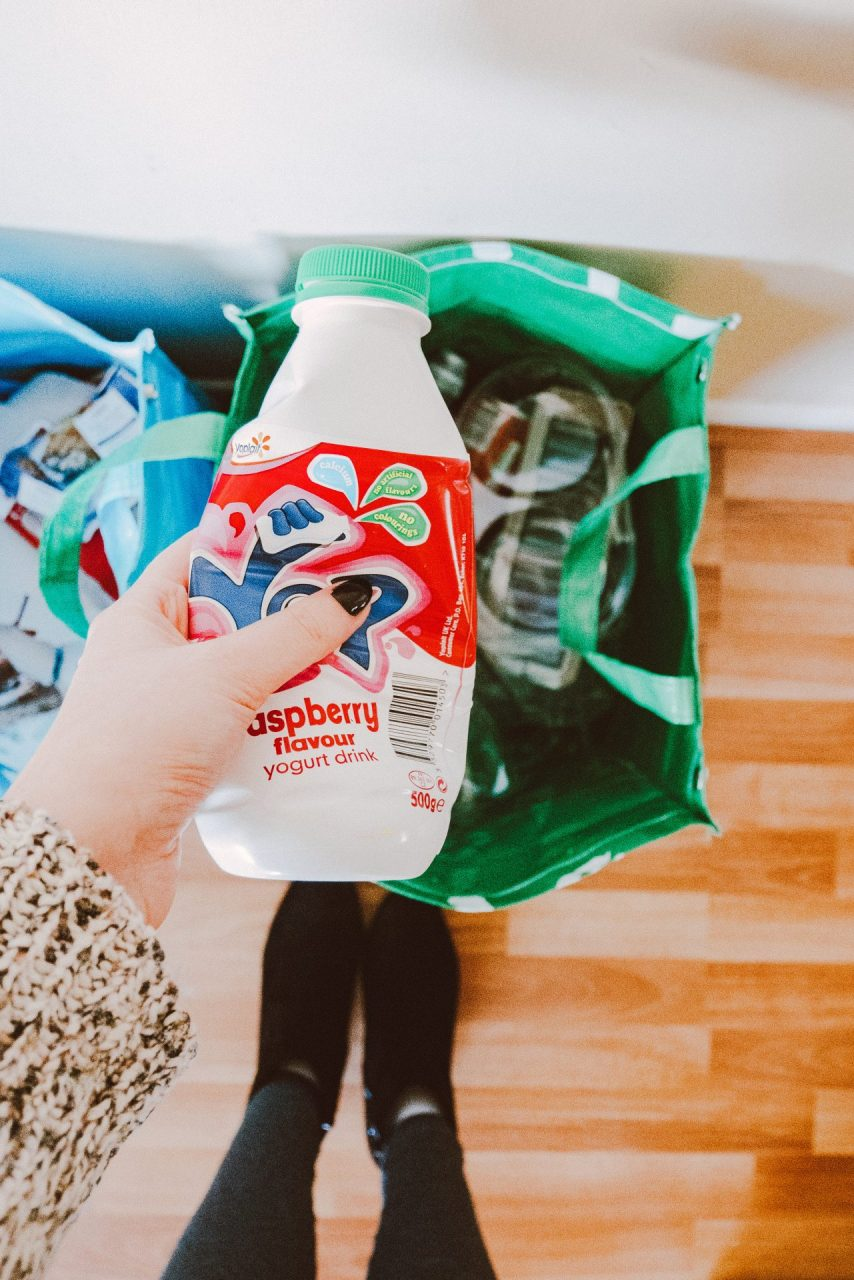 "Loop's ""Zero-waste"" supermarket shopping"