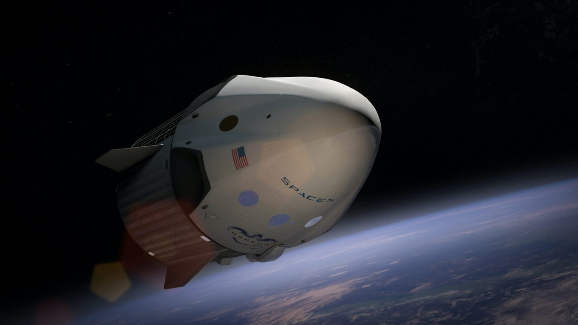 The carbon cost of commercial space travel