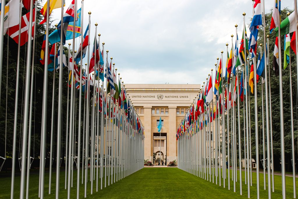 The Paris agreement formed at the United Nations looked to promote pledges for net-zero and carbon neutral states.
