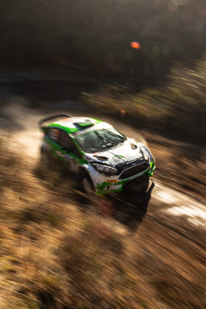 Motorsport - Rally driving