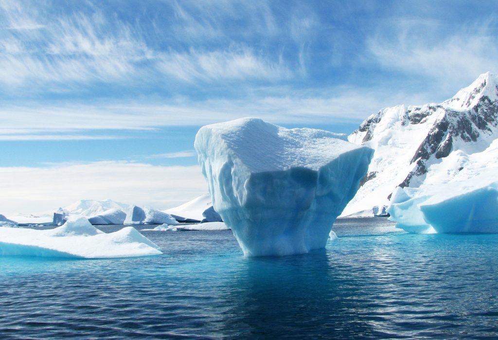Why Climate Change is Important; Arctic Melting