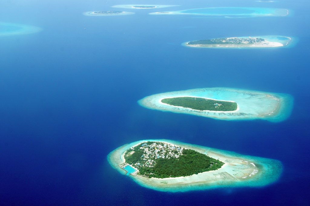 Why Climate Change is Important; Islands