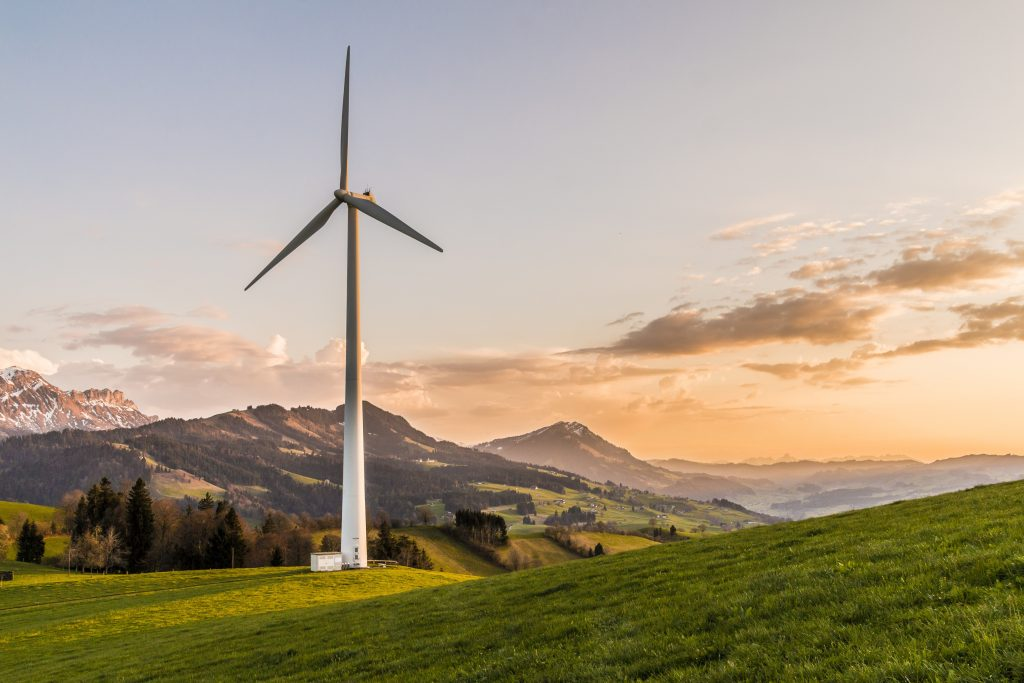 How to stop climate change; renewable energy