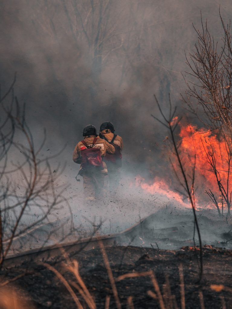 IPCC Report 2021: More fire extremes will be likely