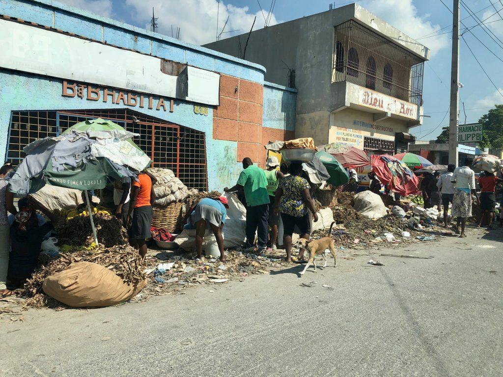 Haiti street | 19/09/2021