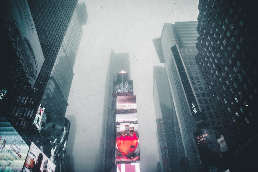 New York floods
